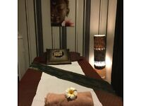 Thai massage 1 hr £35 with professional massage,nice and friendly girls,have parking in front.