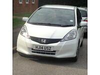 Honda Jazz 2014, auto , White, 20.000 Miles, very good condition, 1 owner