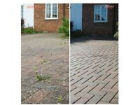Driveway / Patio cleaning / Jet washing / Pressure washing / Window cleaning