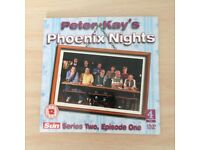 Peter Kay's Phoenix Nights Series 2 Episode 1 DVD