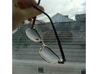 Genuine Ray-Ban Clubmaster