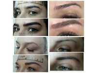 MICROBLADING Eyebrows lasting 12-18 months