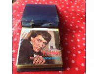 PJ Proby vinyl LPs and singles