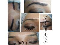 Microblading Eyebrows(semi permanent)