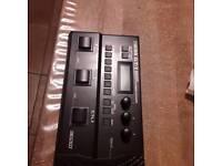 Boss gt1 guitar fx processor