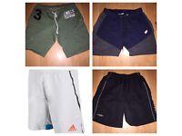 Mens size medium shorts bundle smoke free home
