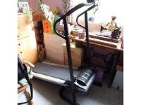 Tony Little Manual Treadmill