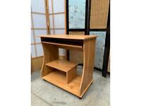Desk - Wood Finish