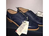 Real Leather British Brogues limited edition