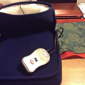 Scholl Heated foot massager for sale