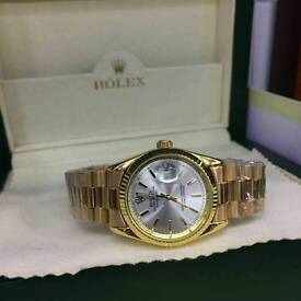 MEN'S ROLEX WATCH FOR SALE BRAND NEW BOXED