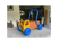 GreatGizmos Yellow Baby Walker Truck