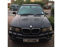BMW X5 3.0 diesel sport auto 2003 lovely car!