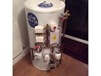New full INDIRECT - Pre Plumbed EVOCYL THERMAL CYLINDER 150lt