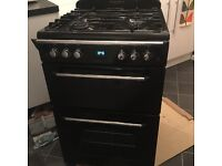 Gourmet classic gas double oven IP2 area