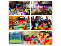 Cheeky Tiddlers soft play bouncy castles & inflatables
