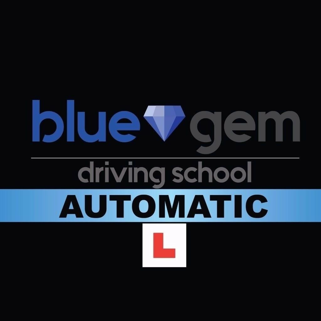 AUTOMATIC DRIVING LESSONS, BLUE GEM DRIVING SCHOOL APPROVED
