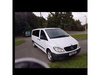 Mercedes vito 9 seater for sale