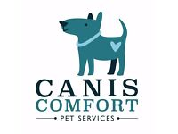 Canis Comfort Dog Walking and Pet Sitting