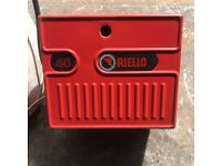 Riello 40 G2 Oil Fired burner in Very good condition. 12-30Kw Output. Fully Overhauled.