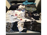 0-3 months baby boys clothes in great condition.