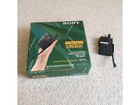 Sony CM-R111 portable cellular telephone for sale