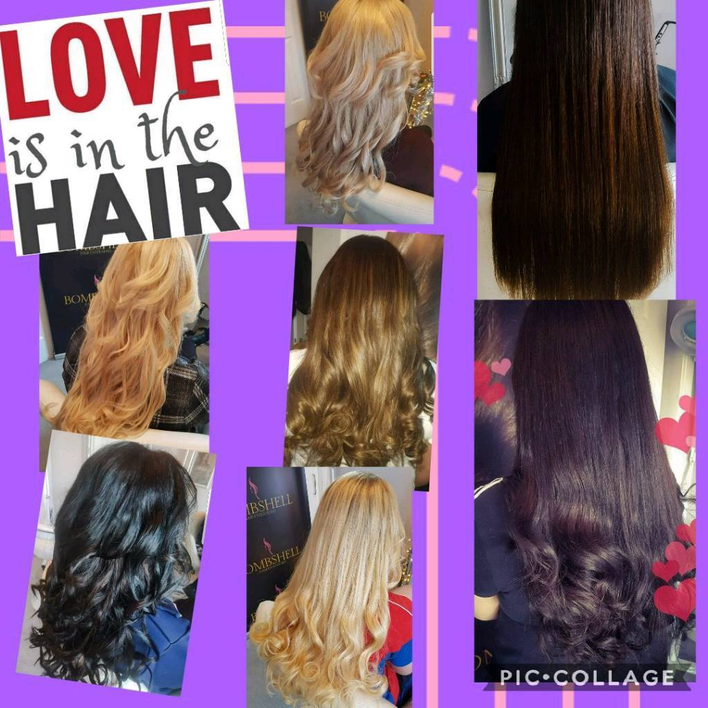 Bombshell Hair Extensions And Training Academy In Southside