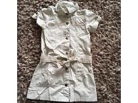 Girls dress 5-6 years