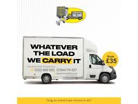 7 days a week - Man and Van Removal service, house, waste and office clearance - Luton Van