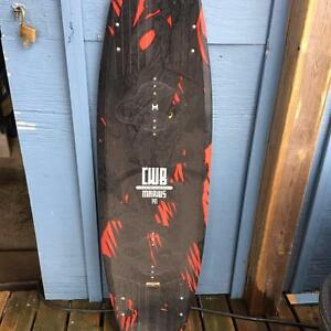 CWB Wakeboard Marius 141 - Pro Model - Trevor Hansen