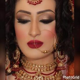Pro makeup and hair stylist. Asian Party/bridal make up artist. OFFERS