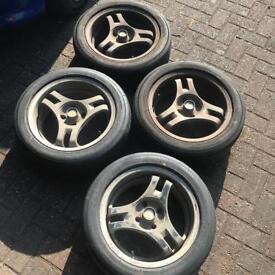 Advan Racing - Wheels.