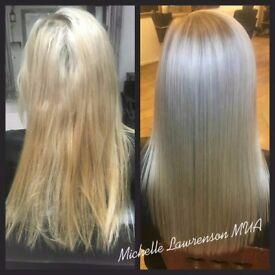 Mobile Hairdresser - Kirkcaldy, Dunfermline, Glenrothes.