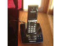 Panasonic KX-TG8061 Single Cordless Phone with Answering Machine