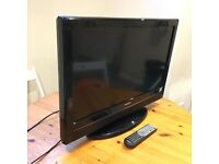 32 Inch HDMI ready flat screen TV, lush condition