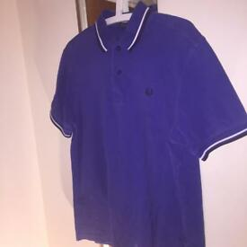 100% Authentic Fred Perry Polo Size M