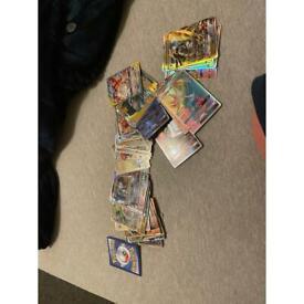 Pokemon trading cards