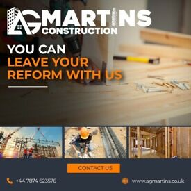 Professional builders/construction services