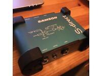 Samson DI box