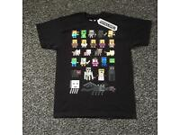 Minecraft T-Shirts BRAND NEW 11-12 years