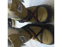 D&g snow boots