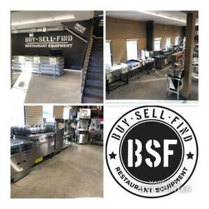 BSF RESTAURANT EQUIPMENT (Buy•Sell•Find)