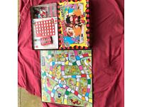 DENNIS THE MEANCE BOARD GAME £5