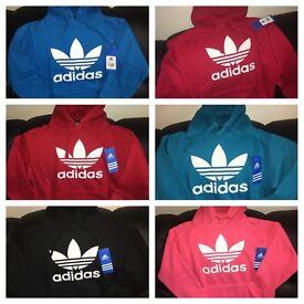 Women's Adidas Original Hoodies 6 colours - S-M-XL