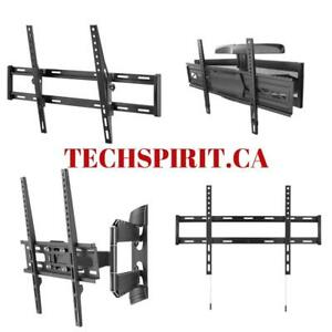 Inventory Clearance Sale on all Brand Name TV Wall Mounts