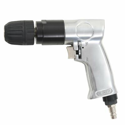 "vidaXL Taladro Neumático Metal 3/8"" Perforadora Pistola Portabrocas sin Llave"