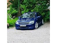 BARGAIN AS NEED A WORK VAN.. VAUXHALL ASTRA 150BHP XP (EXTERIOR PACK BODY KIT)