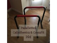 Paralletes Brand-New!