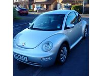 VW Beetle - 1.6 - Excellent Condition, Low Mileage, Long MOT