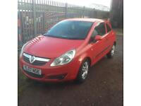 Vauxhall corsa 1.3 cdti diesel £950 no swaps p/x or offers